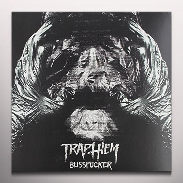 Trap Them BLISSFUCKER Vinyl Record - Clear Vinyl
