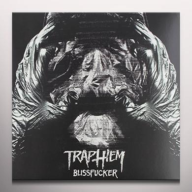 Trap Them BLISSFUCKER Vinyl Record - Clear Vinyl