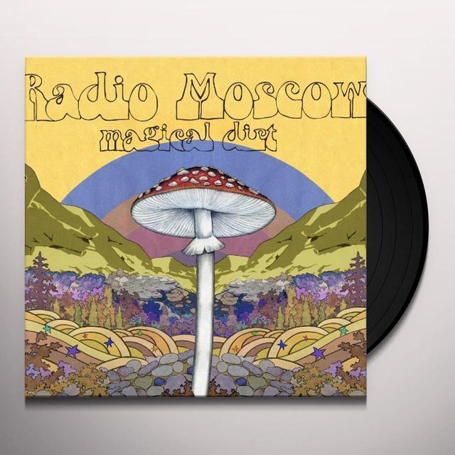 Radio Moscow MAGICAL DIRT Vinyl Record