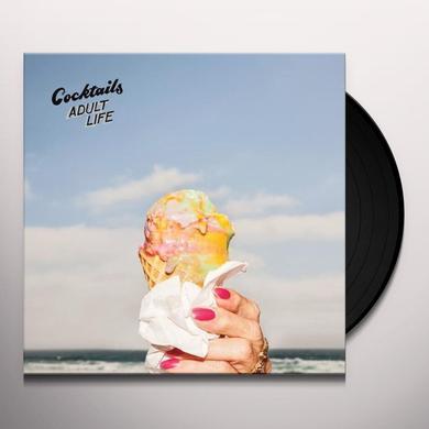Cocktails ADULT LIFE Vinyl Record - Digital Download Included
