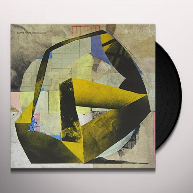 Martyn AIR BETWEEN WORDS Vinyl Record - Digital Download Included