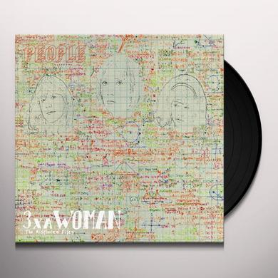 People 3XAWOMAN Vinyl Record
