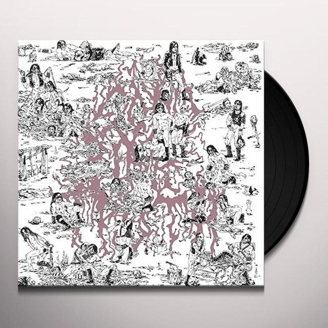 Soft Pink Truth WHY DO THE HEATHEN RAGE Vinyl Record - Digital Download Included