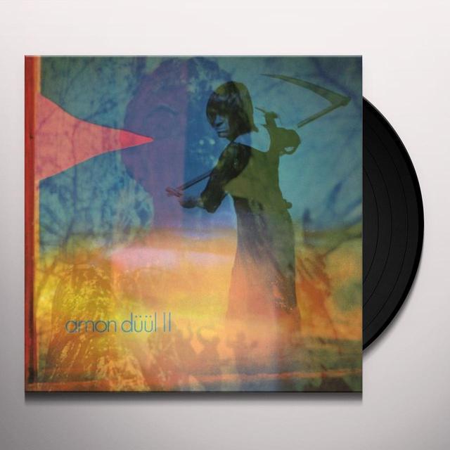 Amon Düül II YETI Vinyl Record - Deluxe Edition