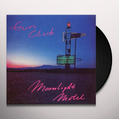 The Gun Club MOONLIGHT MOTEL Vinyl Record