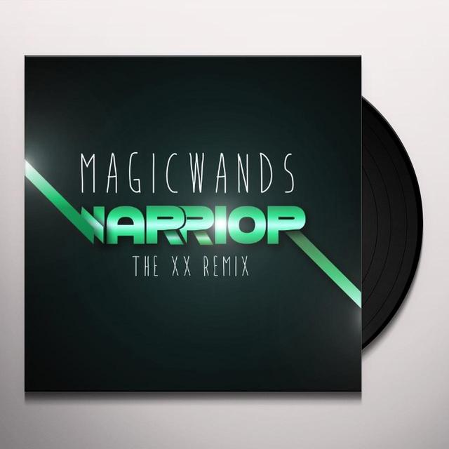 Magic Wands WARRIOR (XX REMIX) Vinyl Record