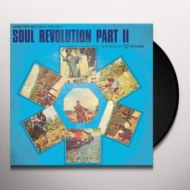 Bob Marley SOUL REVOLUTION PART II Vinyl Record