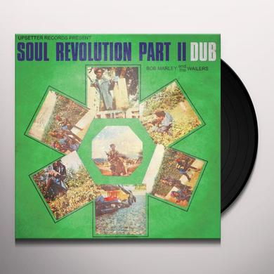 Bob Marley SOUL REVOLUTION II DUB Vinyl Record