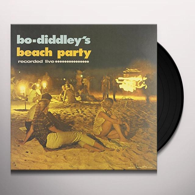 Bo Diddley BEACH PARTY Vinyl Record