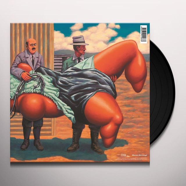 Mars Volta AMPUTECHTURE Vinyl Record - Holland Import