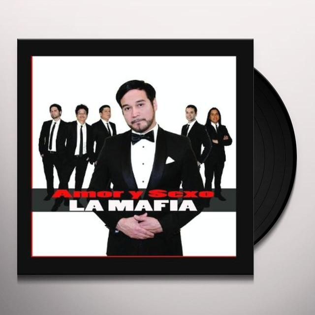 Mafia AMOR Y SEXO Vinyl Record