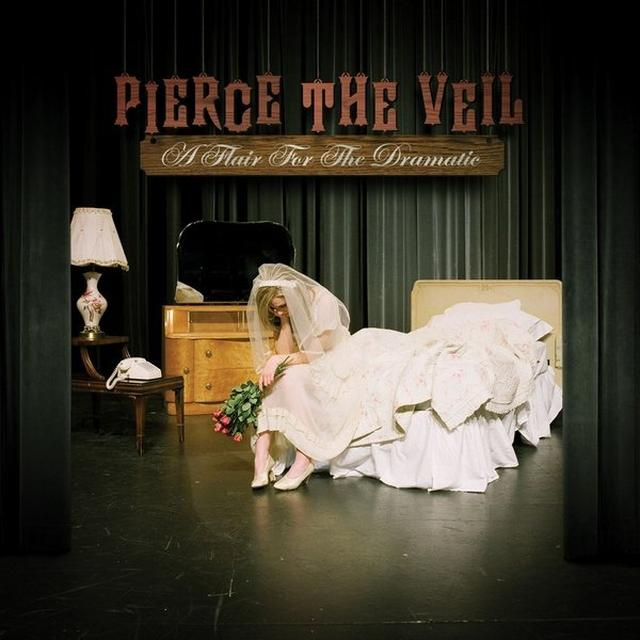 Pierce The Veil FLAIR FOR THE DRAMATIC Vinyl Record