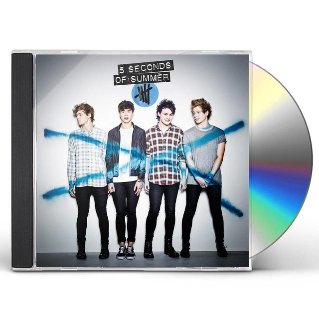 5 Seconds Of Summer CD