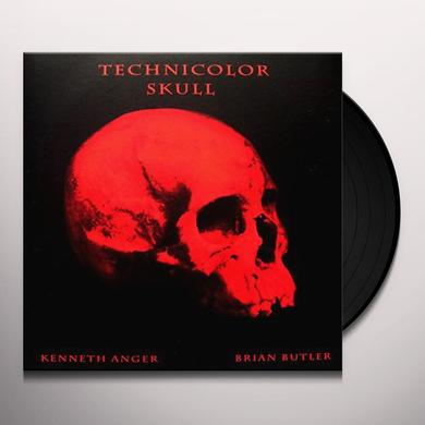 TECHNICOLOR SKULL Vinyl Record