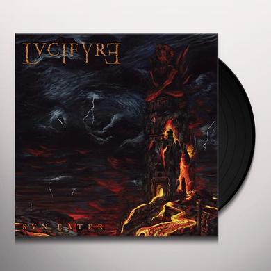 Lvcifyre SUN EATER Vinyl Record