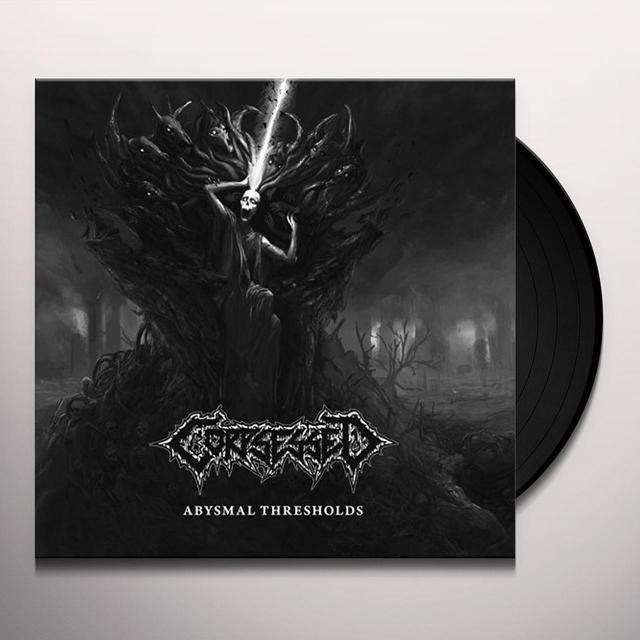 Corpsessed ABYSMAL THRESHOLDS Vinyl Record