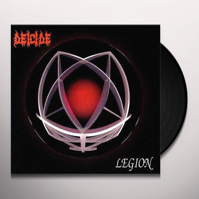 Deicide LEGION Vinyl Record