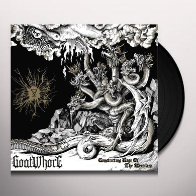Goatwhore CONSTRICTING RAGE OF THE MERCILESS Vinyl Record