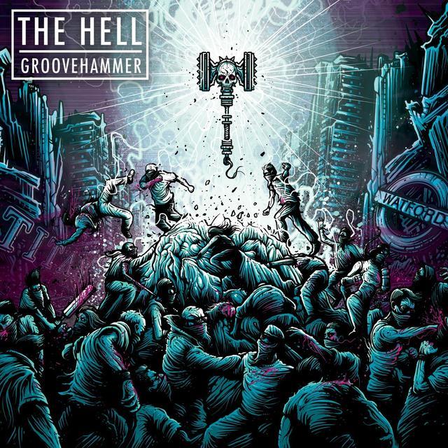 Hell GROOVEHAMMER Vinyl Record