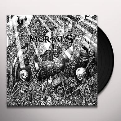 Mortals CURSED TO SEE THE FUTURE Vinyl Record