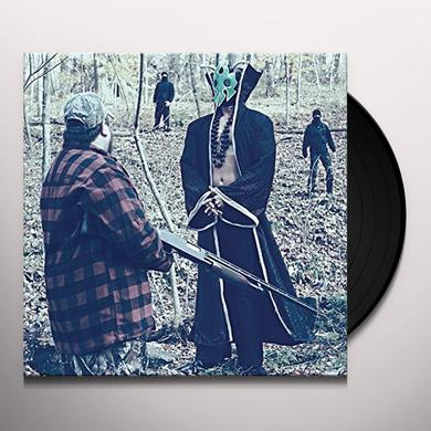 ULTRAMANTIS BLACK Vinyl Record