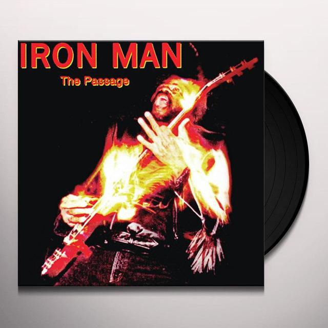 Iron Man PASSAGE Vinyl Record