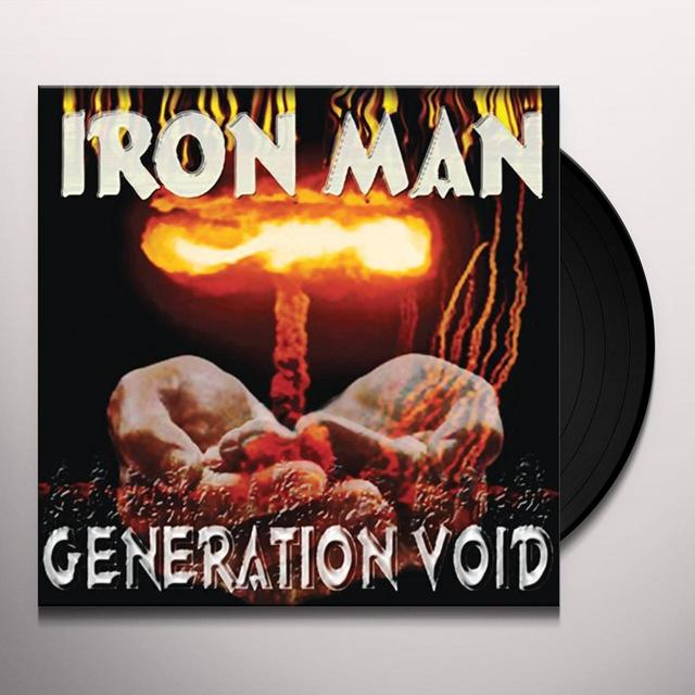 Iron Man GENERATION VOID Vinyl Record