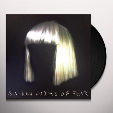Sia 1000 FORMS OF FEAR Vinyl Record