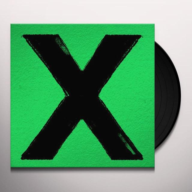 Ed Sheeran X 45 Rpm Lp Vinyl Record