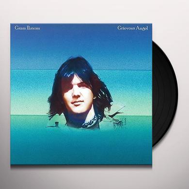 Gram Parsons GRIEVOUS ANGEL Vinyl Record