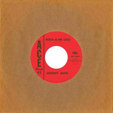 Johnny/Rusty Kershaw Jano ROCK-A-ME LULU/CARRY ON Vinyl Record
