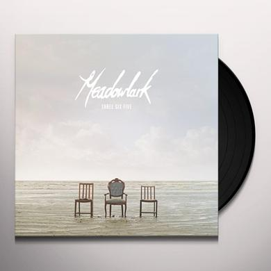 Meadowlark THREE SIX FIVE EP Vinyl Record - UK Import