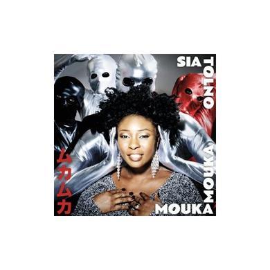 Sia Tolno MOUKA MOUKA Vinyl Record