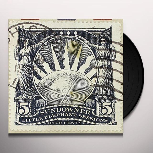 Sundowner LITTLE ELEPHANT SESSIONS Vinyl Record - UK Import
