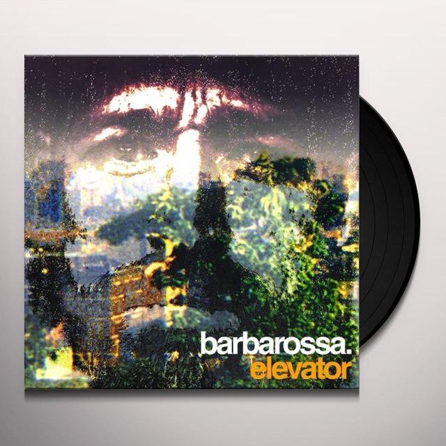 Barbarossa ELEVATOR EP Vinyl Record - UK Import