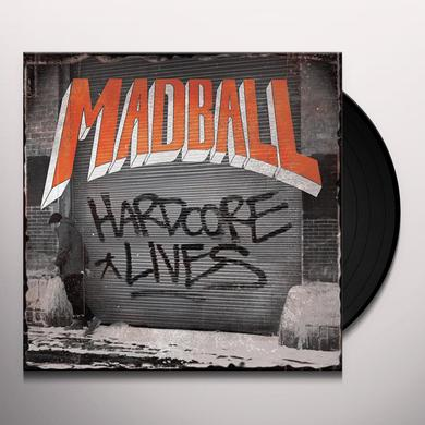 Madball HARDCORE LIVES Vinyl Record - UK Import