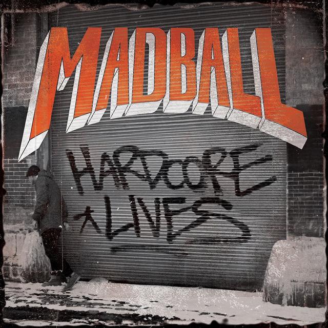 Madball HARDCORE LIVES Vinyl Record - UK Import