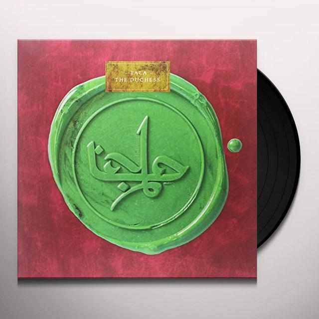 Tala DUCHESS EP Vinyl Record - UK Import
