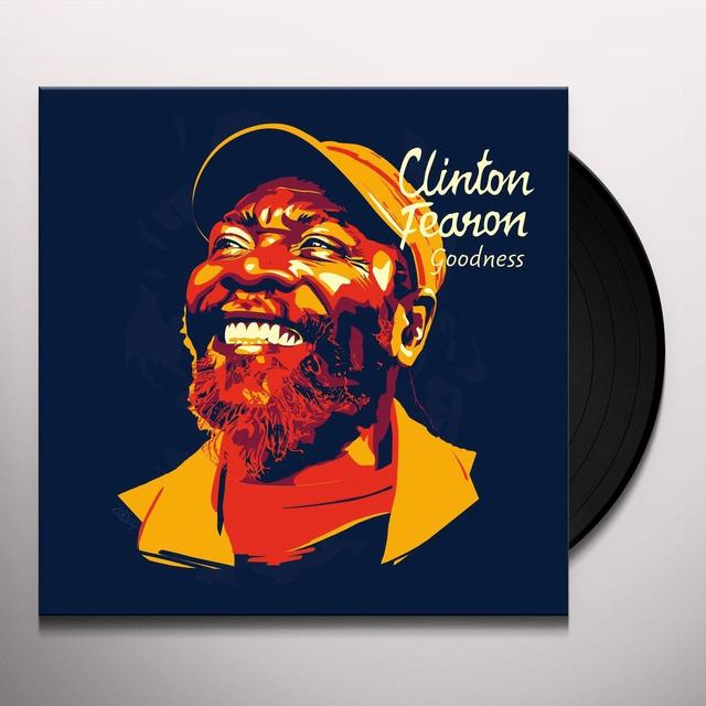 Clinton Fearon GOODNESS Vinyl Record - UK Import