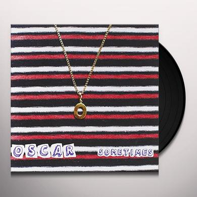 Oscar SOMETIMES Vinyl Record - UK Import