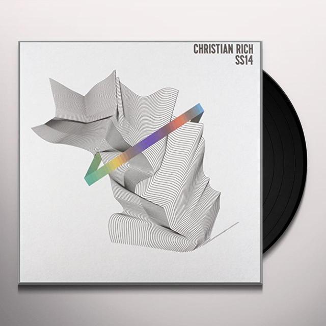 Christian Rich SS14 Vinyl Record - UK Import