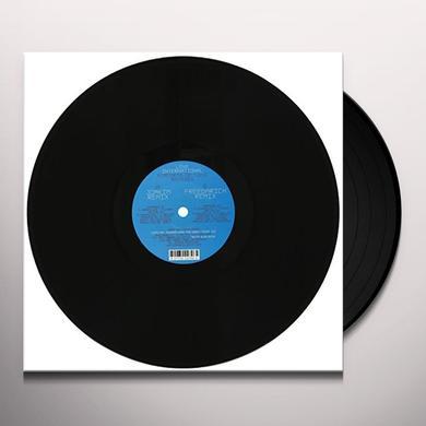 Love International AIRPORT OF LOVE REMIXES Vinyl Record - UK Import