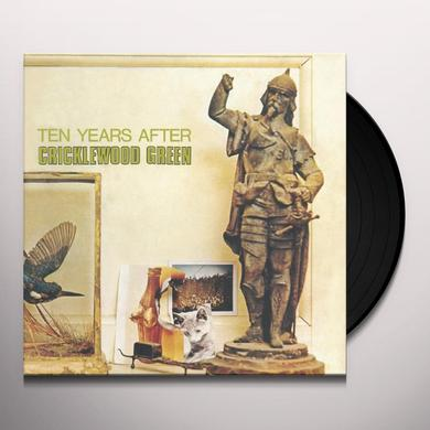 Ten Years After CRICKLEWOOD GREEN Vinyl Record - UK Import
