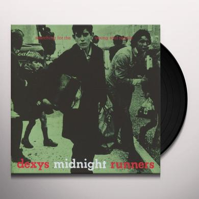 Dexy'S Midnight Runners SEARCHING FOR THE YOUNG SOUL REBELS Vinyl Record - UK Import
