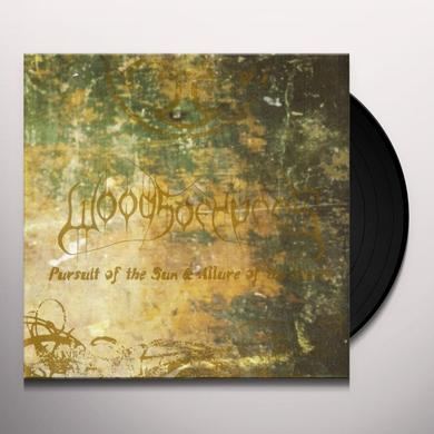 Woods Of Ypres PURSUIT OF THE SUN & ALLURE OF THE EARTH Vinyl Record