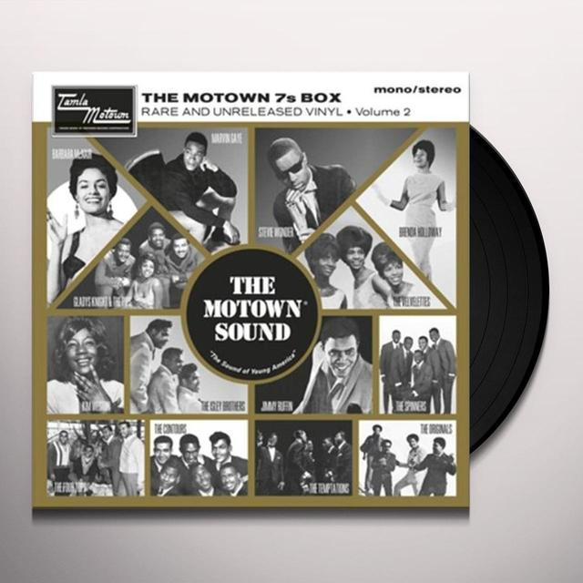 Motown 7S Box Volume 2 (Various Uk) MOTOWN 7S BOX VOLUME 2 / VARIOUS Vinyl Record - UK Release