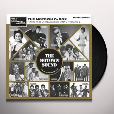 Motown 7S Box Volume 2 (Various Uk) MOTOWN 7S BOX VOLUME 2 / VARIOUS Vinyl Record - UK Import