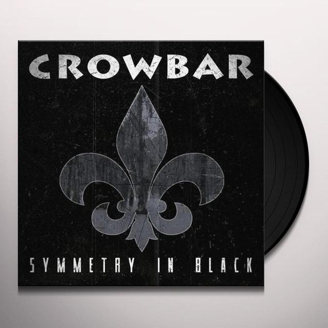 Crowbar SYMMETRY IN BLACK Vinyl Record - UK Import