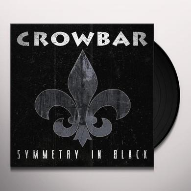 Crowbar SYMMETRY IN BLACK Vinyl Record - UK Import