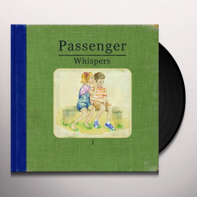 Passenger WHISPERS (UK) (Vinyl)